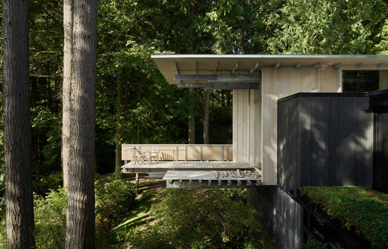 Olson Cabin By Olson Kundig Detached Houses
