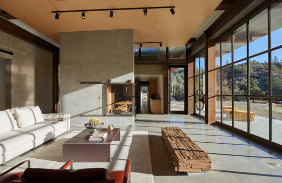 Sawmill by Olson Kundig | Detached houses