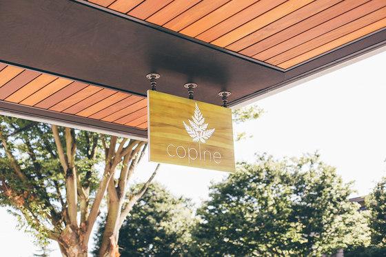 Copine by Olson Kundig Architects | Restaurant interiors