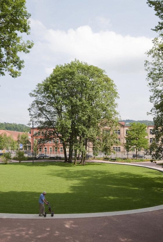 Regeneration Brühlgutpark von Krebs und Herde Landschaftsarchitekten | Parks
