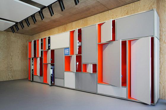Geberit Praxisräume von Bureau Hindermann | Büroräume