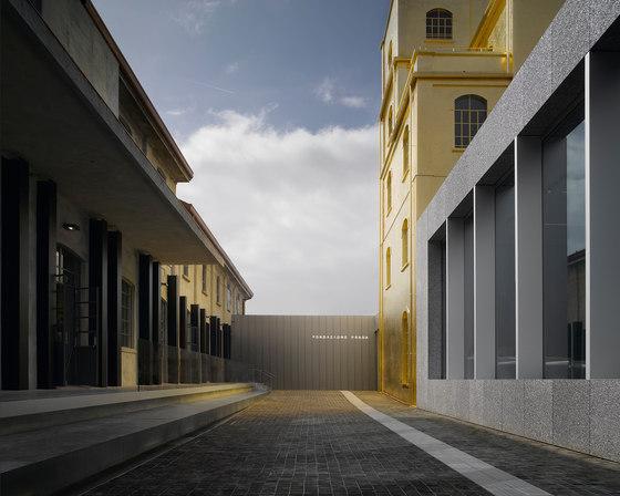 Fondazione Prada by OMA | Industrial buildings