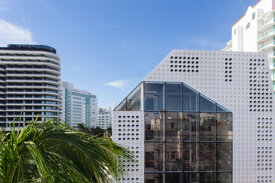 Faena Park by OMA/AMO | Office buildings