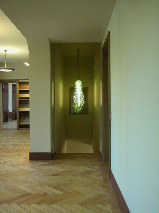 Leuchten Kantonsbibliothek di Stockwerk3 Produktgestaltung | Short runs