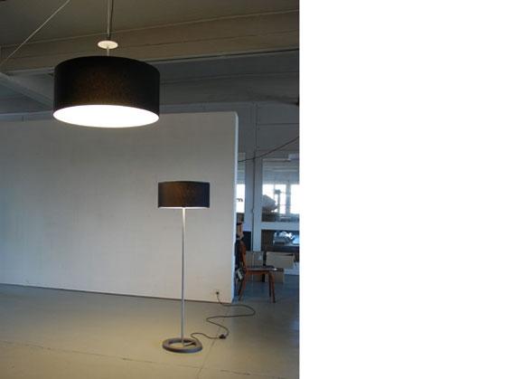 Arbeitsleuchten für Roche by Stockwerk3 Produktgestaltung | One-offs