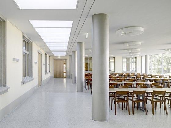 Beleuchtung Speisesaal BBZ Arenenberg de Stockwerk3 Produktgestaltung | Short runs