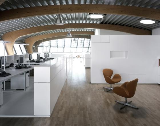 argonauten G2 GmbH de ern+ heinzl  Architekten | Oficinas
