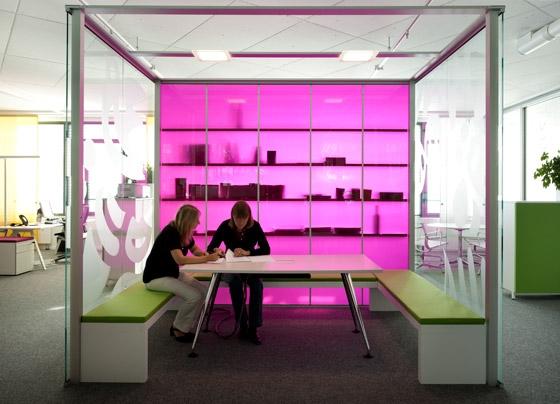 Unilever Headquarter Building by Behnisch Architekten | Office buildings
