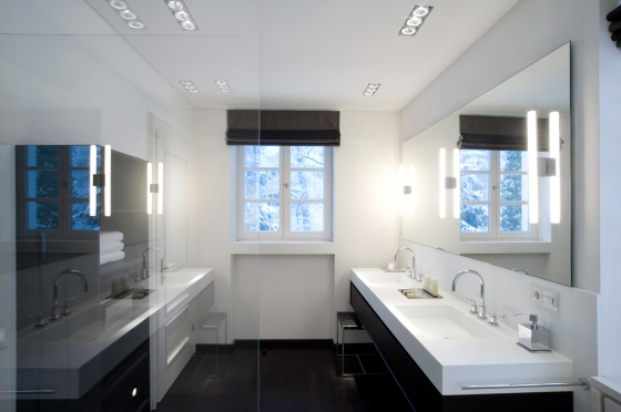 Bad als Visitenkarte de Dreyer bad & heizung | Salles de bains privées