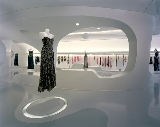 Carlos Miele Flagship NYC by Hani Rashid | Shopping centres