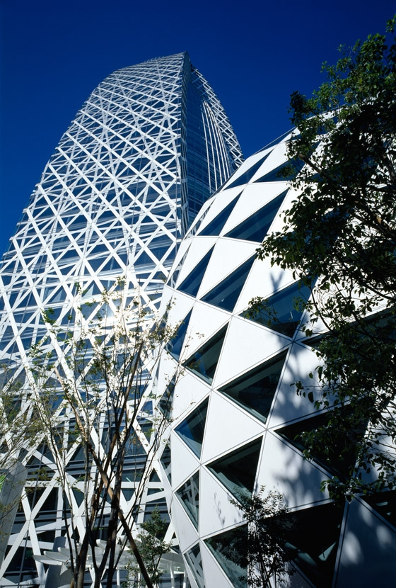 TANGE ASSOCIATES-MODE GAKUEN Cocoon Tower