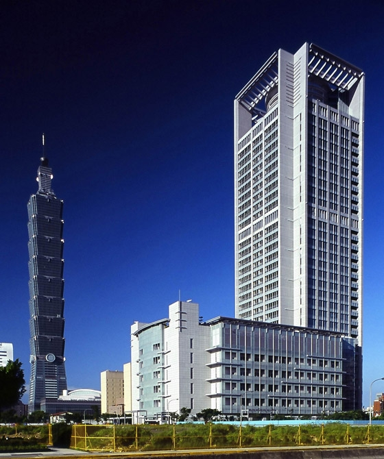 President International Tower by TANGE ASSOCIATES | Office buildings