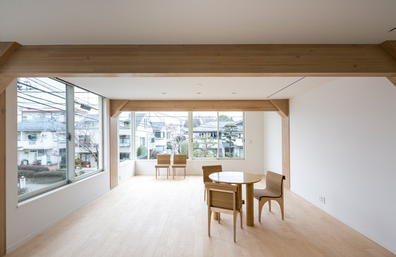 Vin Sante + N House by Shigeru Ban Architects | Restaurants