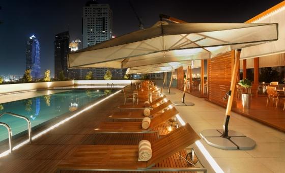 Radisson Blu Residence in Dubai Marina de Matteo Nunziati | Hôtels