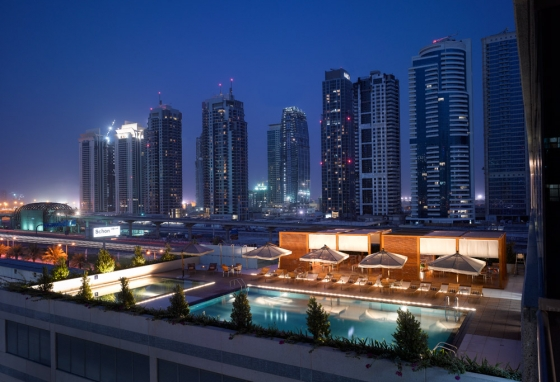 Matteonunziati-Radisson Blu Residence in Dubai Marina