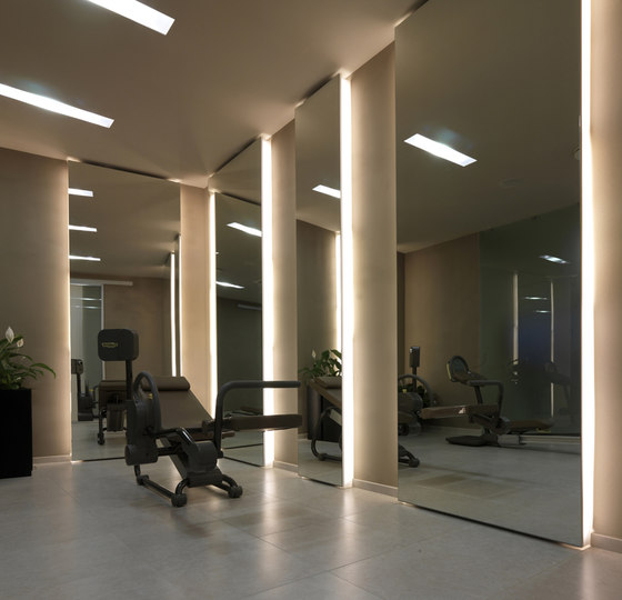 Get Fit City Club de Matteo Nunziati | Spa facilities