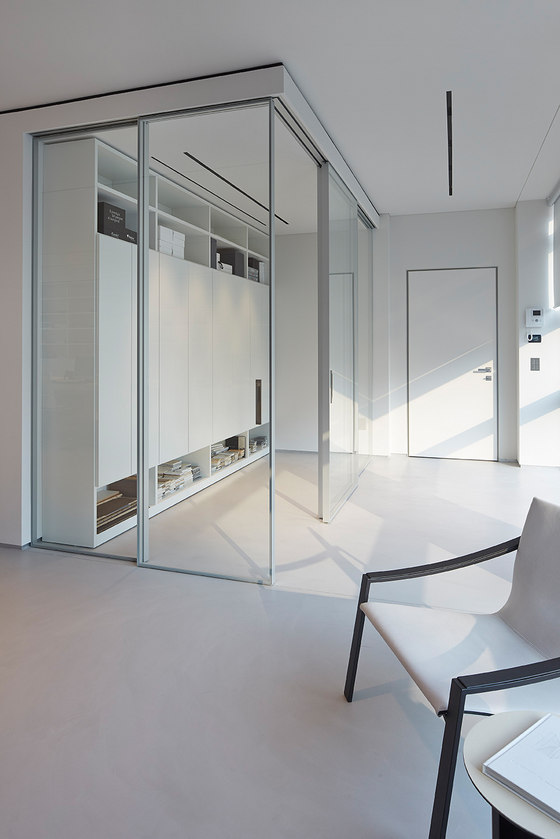 Matteo Nunziati Headquarter Office by Matteo Nunziati | Office facilities