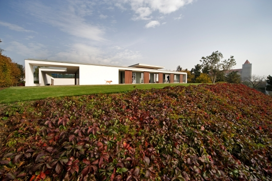 Residency of the German Embassador in Slovakia by Topotek 1 | Gardens