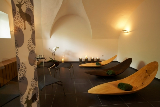 Boutique-Hotel GuardaVal by Architekturbüro Renato Maurizio | Hotel interiors