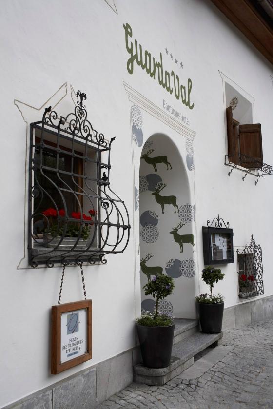 Architekturbüro Renato Maurizio-Boutique-Hotel GuardaVal