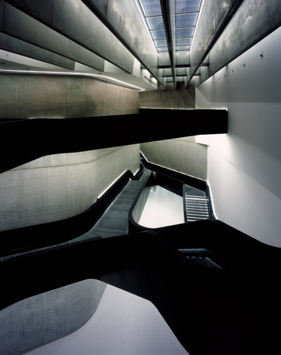 Contemporary Arts Centre 'MAXXI' Rome de Zaha Hadid Architects | Musées