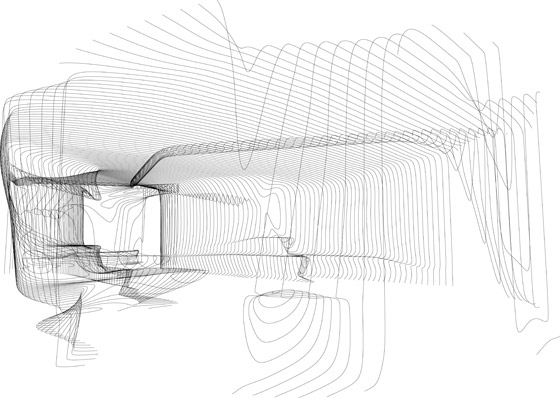 Zaha Hadid Architects-Hotel Puerta America, 1st floor