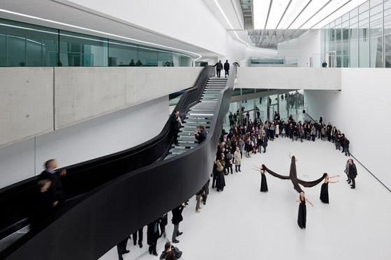 Zaha Hadid Architects-Contemporary Arts Centre 'MAXXI' Rome