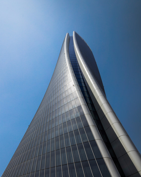 Generali Tower by Zaha Hadid Architects | Infrastructure buildings