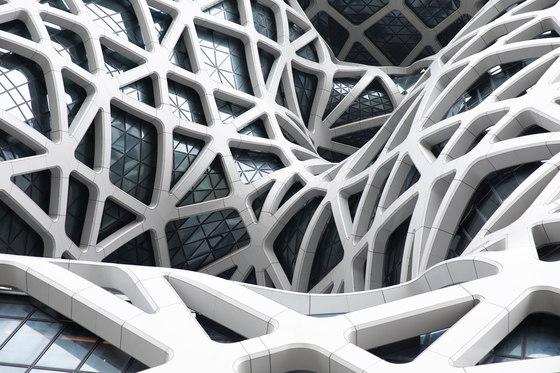 Morpheus Hotel City of Dreams Resort, Macau by Zaha Hadid Architects | Hotels
