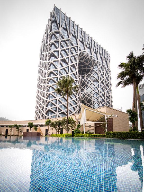 Morpheus Hotel City of Dreams Resort by Zaha Hadid Architects | Hotels