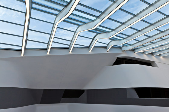 Napoli Afragola High Speed Train Station by Zaha Hadid Architects   Railway stations
