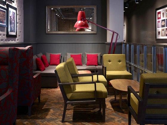 The New 'Metropolitan' Costa by Stiff + Trevillion | Café interiors