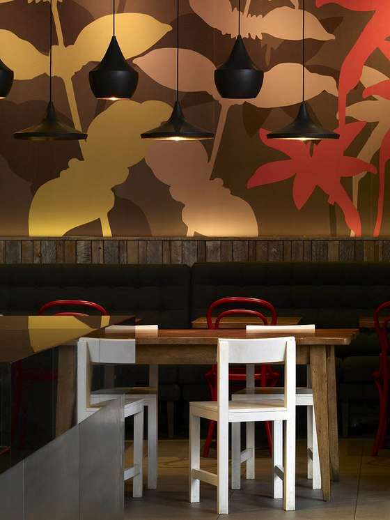 The New 'Metropolitan' Costa von Stiff + Trevillion   Café-Interieurs