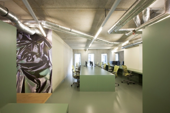PostPanic - Westerdoksdijk by Maurice Mentjens | Office facilities