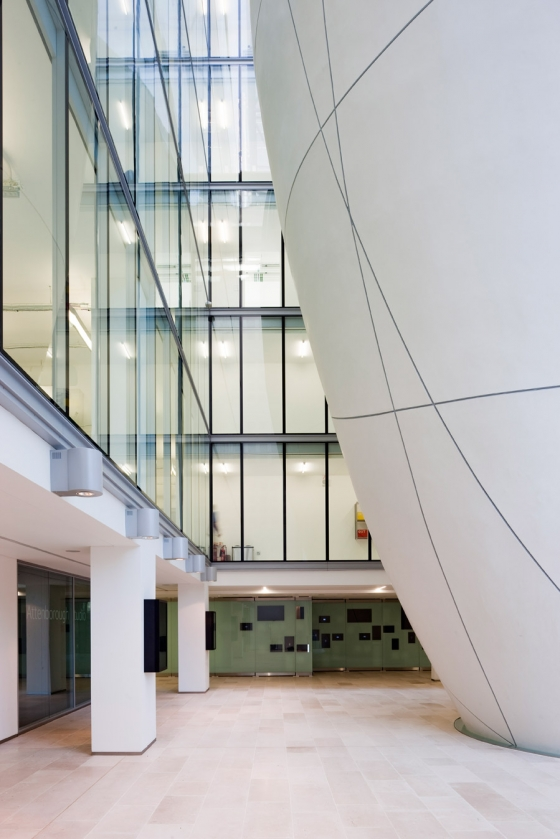 C. F. Møller Architects-Darwin Centre Phase II extension