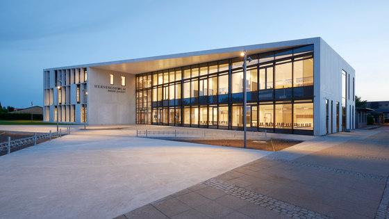 Herningsholm Vocational School by C.F. Møller | Schools