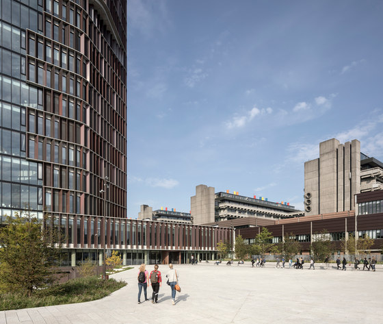 Maersk Tower by C.F. Møller | Universities