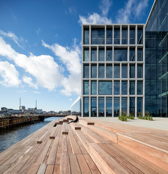 Bestseller office complex by C.F. Møller | Office buildings