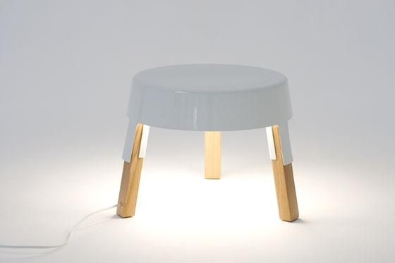 Woodenlegs by Benoît Deneufbourg | Prototypes