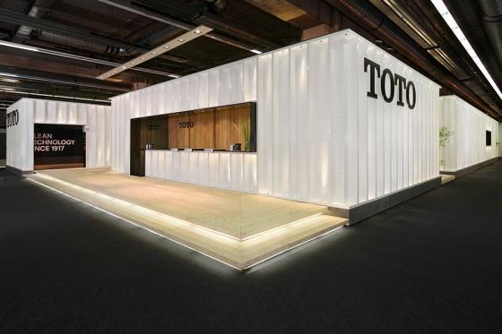 TOTO ISH Frankfurt de MACH ARCHITEKTUR GmbH | Instalaciones