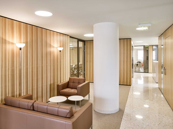 Swiss Consulate General by MACH ARCHITEKTUR   Office facilities