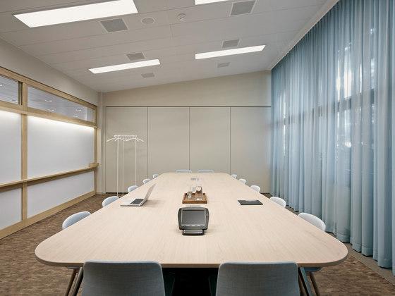 Novartis Campus von MACH ARCHITEKTUR | Büroräume