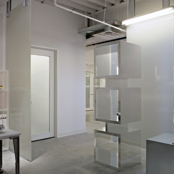 Fahrenheit 212, New York de David Howell Design | Oficinas