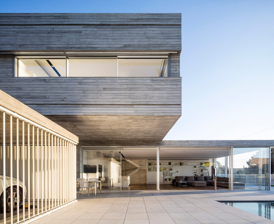Dual House by Axelrod Design | Detached houses