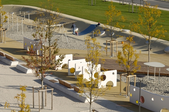 Arnulf Park by Realgrün  Landschaftsarchitekten | Parks
