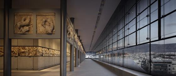 New Acropolis Museum by Bernard Tschumi | Museums