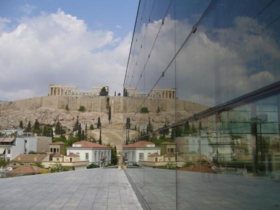 New Acropolis Museum de Bernard Tschumi | Museos