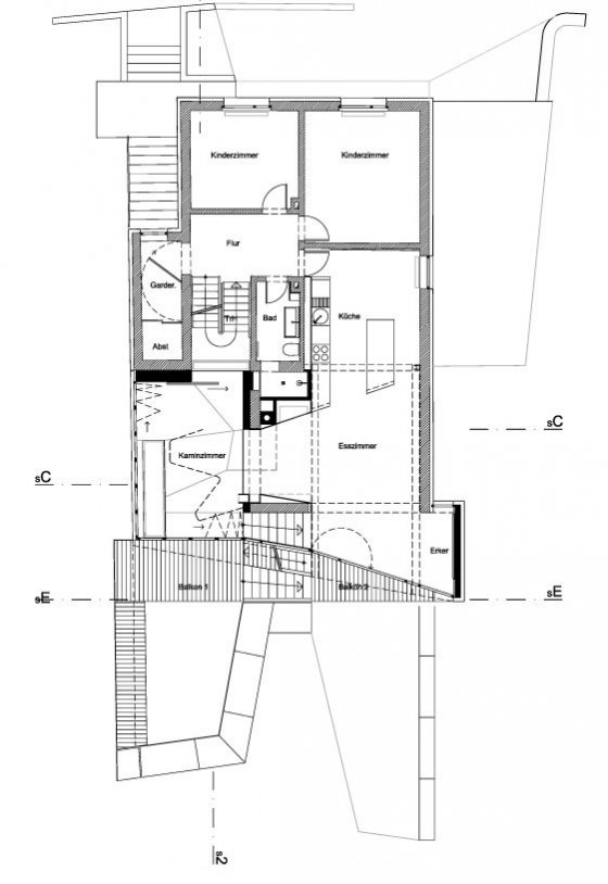 haus jones di reinhardt_jung [architekten und ingenieure] | Case unifamiliari