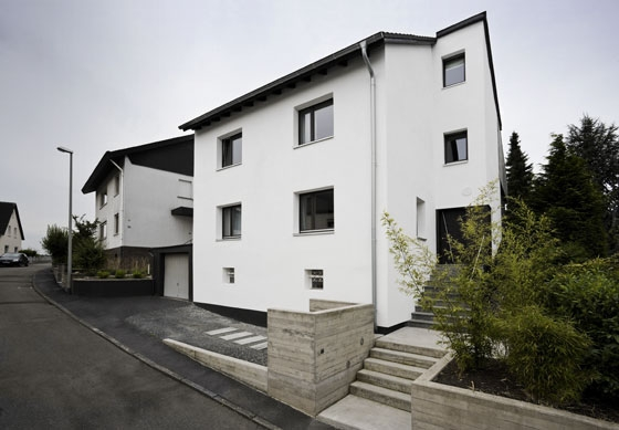 haus jones by reinhardt_jung [architekten und ingenieure] | Detached houses