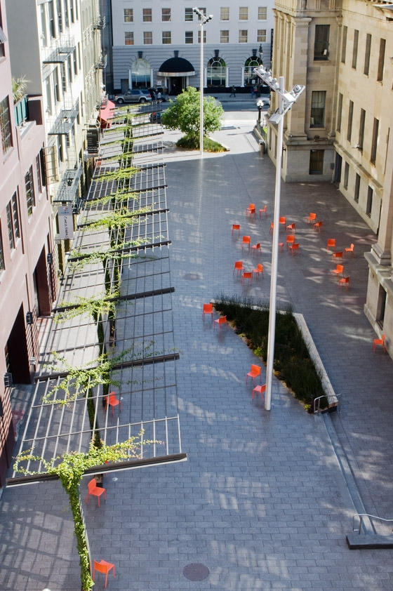 Mint Plaza By Cmg Landscape Architecture